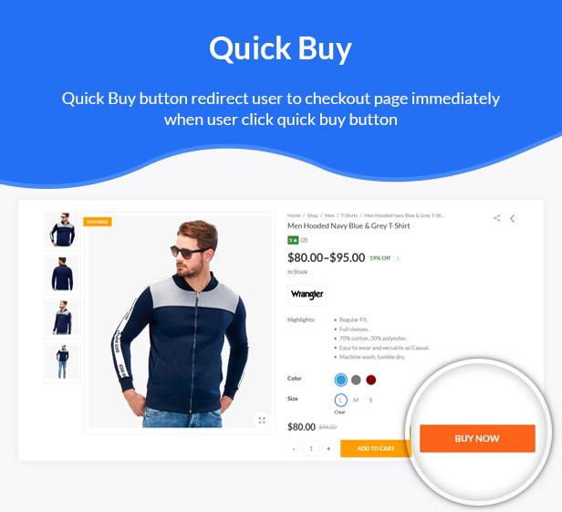 Kapee - Fashion Store WooCommerce Theme 10